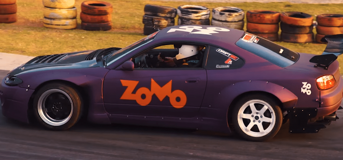 Carro zomo SC Drift