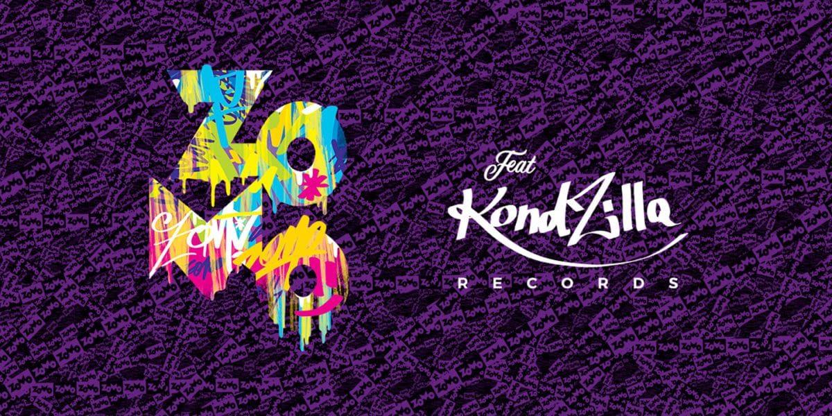 Logo zomo e kondzilla records