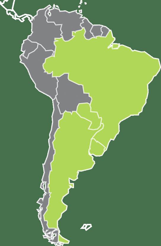 Mapa latino america zomo lfavors of americas